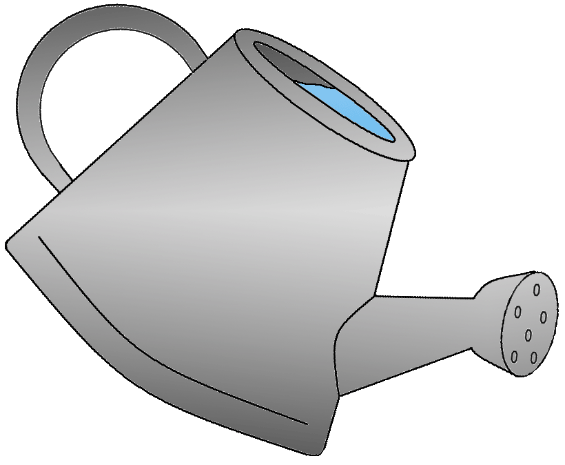 Watering Can clipart water can Art Can Cliparts Pouring co