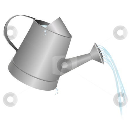 Watering Can clipart water can Can can stock vector Watering