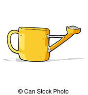 Watering Can clipart yellow Illustrations can Art Watering