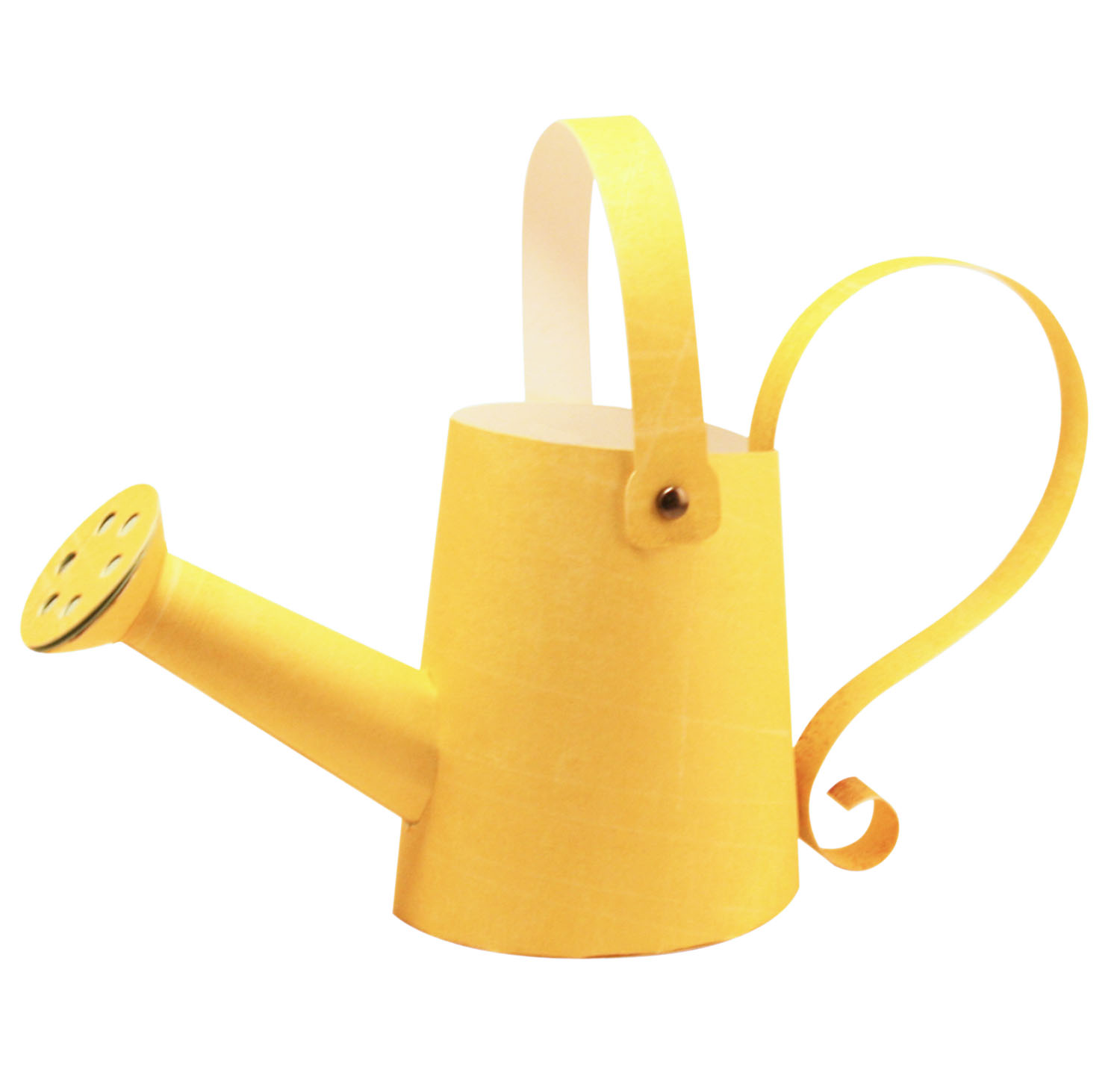 Watering Can clipart yellow Can Library Can 3D Art