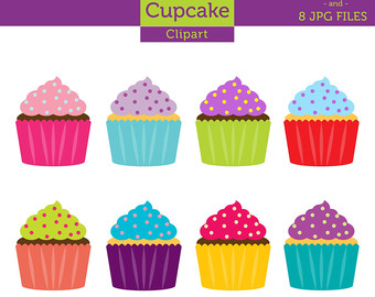 Watermelon clipart cupcake Use Use Commercial Art Clipart