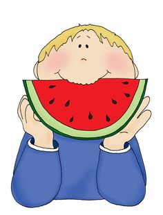 Watermelon clipart eaten Contest Watermelon Clipart Art Eating