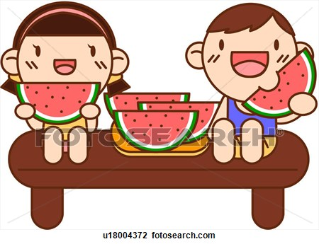 Watermelon clipart eaten Watermelon cliparts Fruit Clip Art