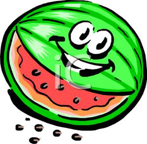 Watermelon clipart happy Happy Image Watermelon Happy Image