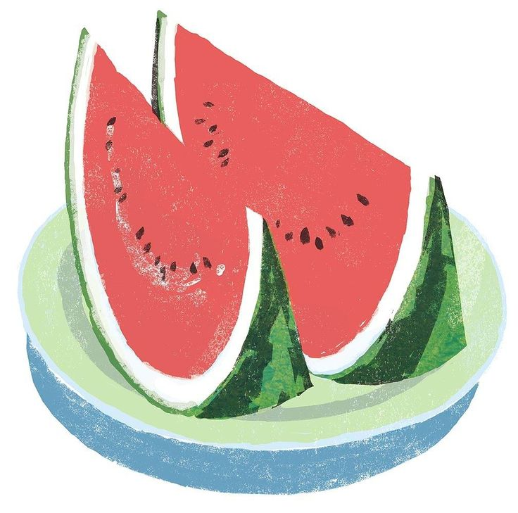 Watermelon clipart oblong All 164 Things on images