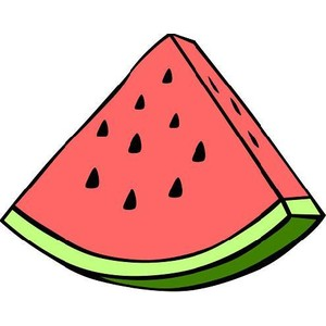 Watermelon clipart scared Watermelon OVERLAYS art Clip Clip