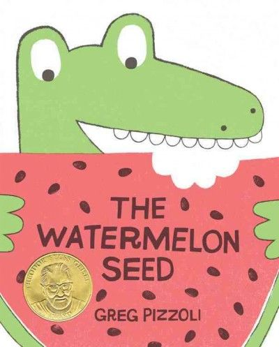 Watermelon clipart scared After scary imagines outcome crocodile