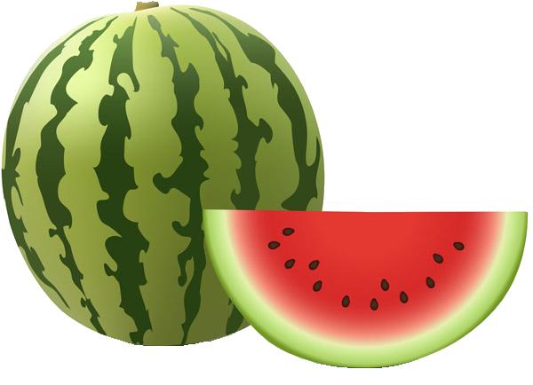 Watermelon clipart transparent food Transparent All PNG Advertisement Watermelon