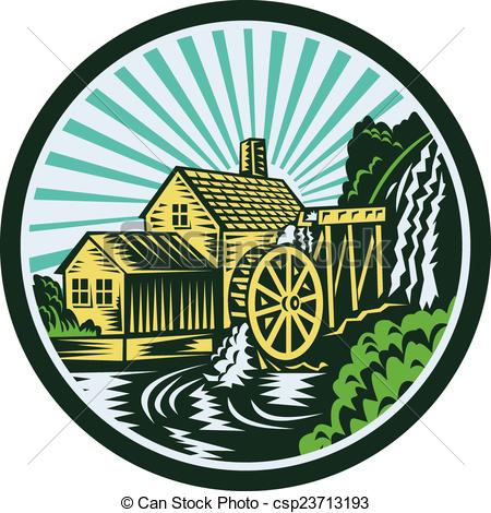 Watermill clipart Clipart clipart Download Download Watermill