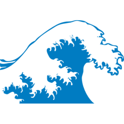 Ocean clipart transparent Ocean StickPNG Wave Blue PNG