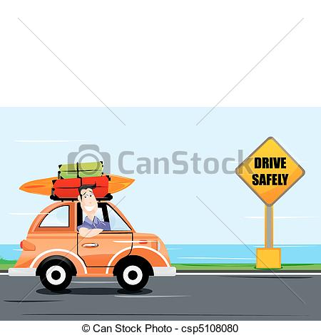 Way clipart car road #6