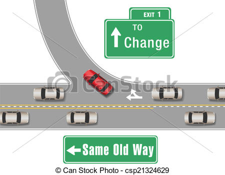 Way clipart car road #5