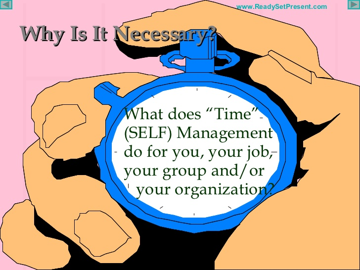 Way clipart self management #9