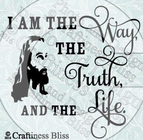 Way clipart the life Truth calligraphic clipart life calligraphic