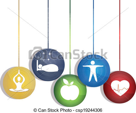 Way clipart the life Of  to healthy maintain