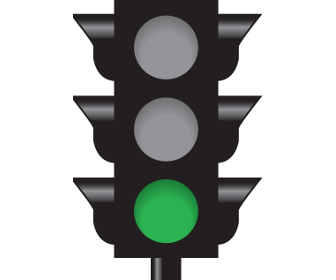 Traffic Light clipart intersection Green Intersections and Signals Controlled