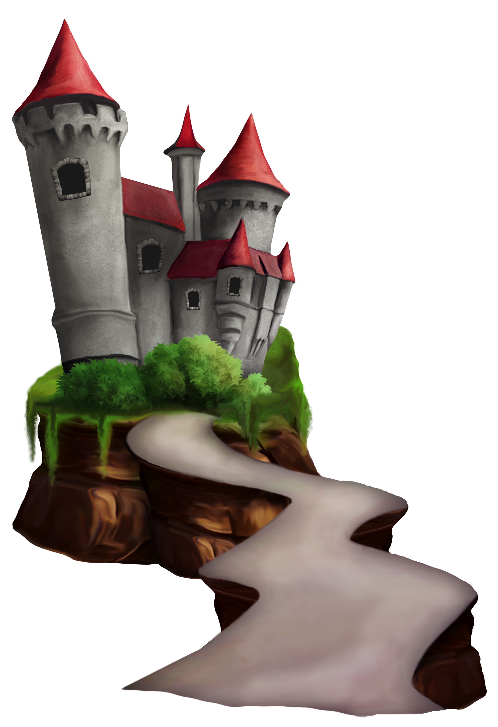 Way clipart view View Yopriceville PNG Castle Gallery