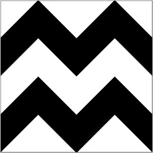 Way clipart zig zag Tile And Zigzag White Patterns