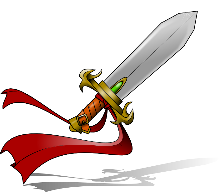 Blade clipart espada Clipart weapon art clip Sword