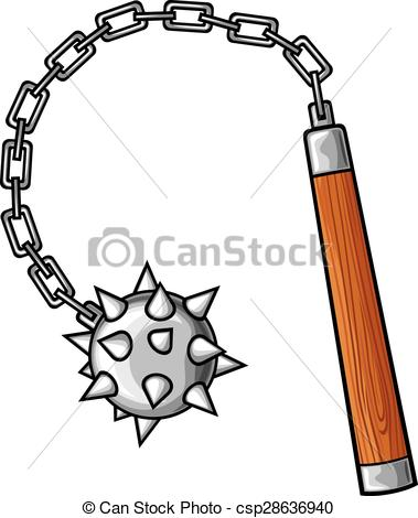 Weapon clipart metal object Ancient  Vector weapon medieval