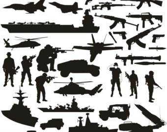 Weapon clipart military soldier Clipart Clipart Clipart Weapon Weapon