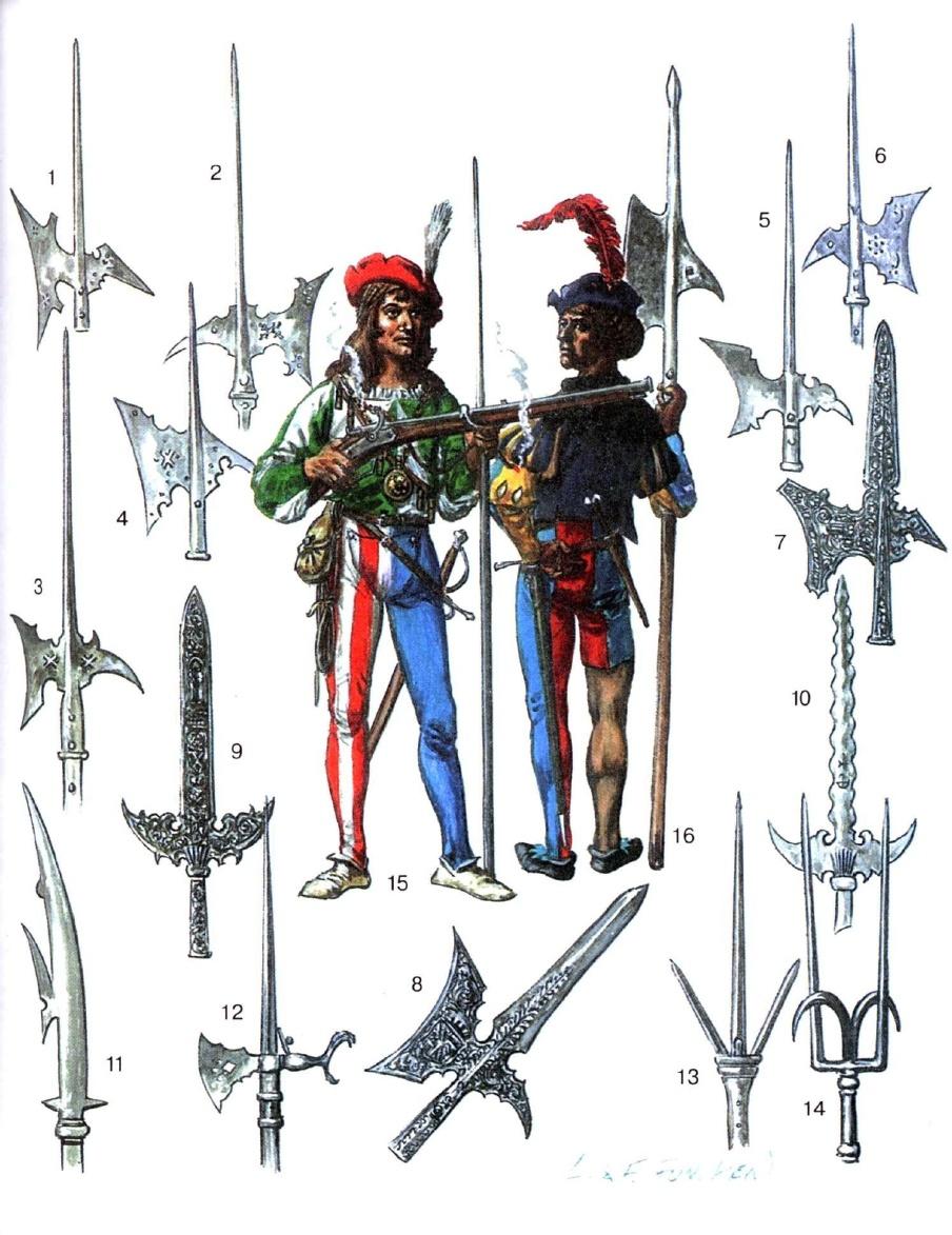 Weapon clipart renaissance Military Renaissance & Medieval Medieval