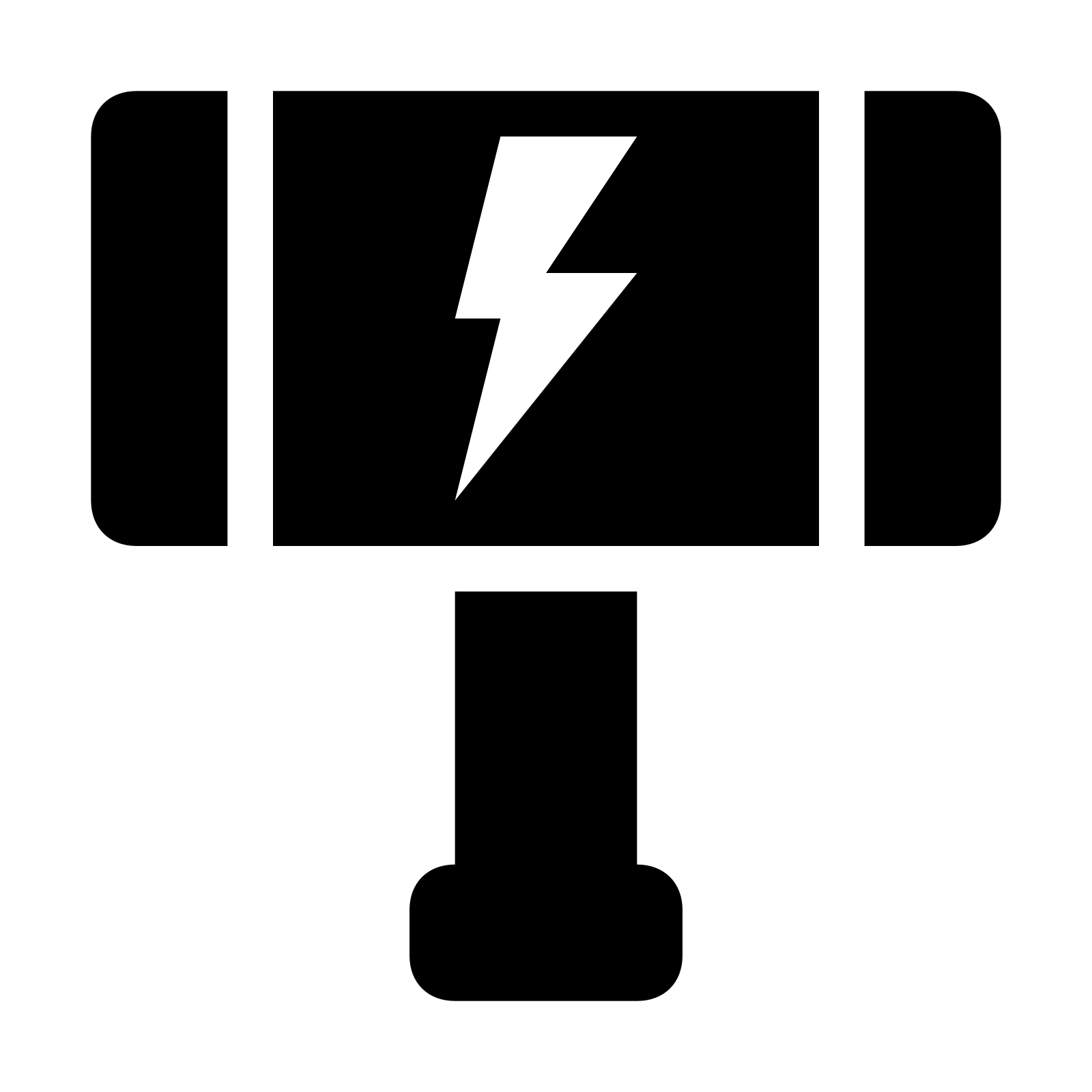 Weapon clipart thor At Thor Hammer Download Icons8