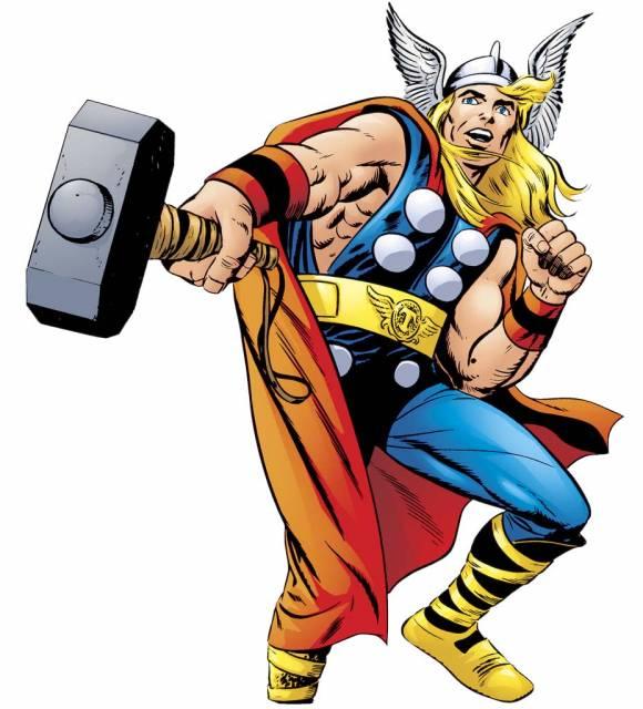 Warhammer clipart thor Original Thor Thor Vine Comic