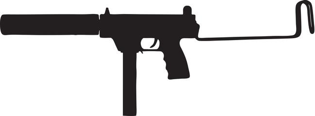Assault Rifle clipart uzi LOTUSCreative with sub clip photos