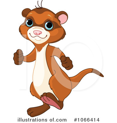 Weasel clipart Weasel Free Pushkin Illustration #1066414