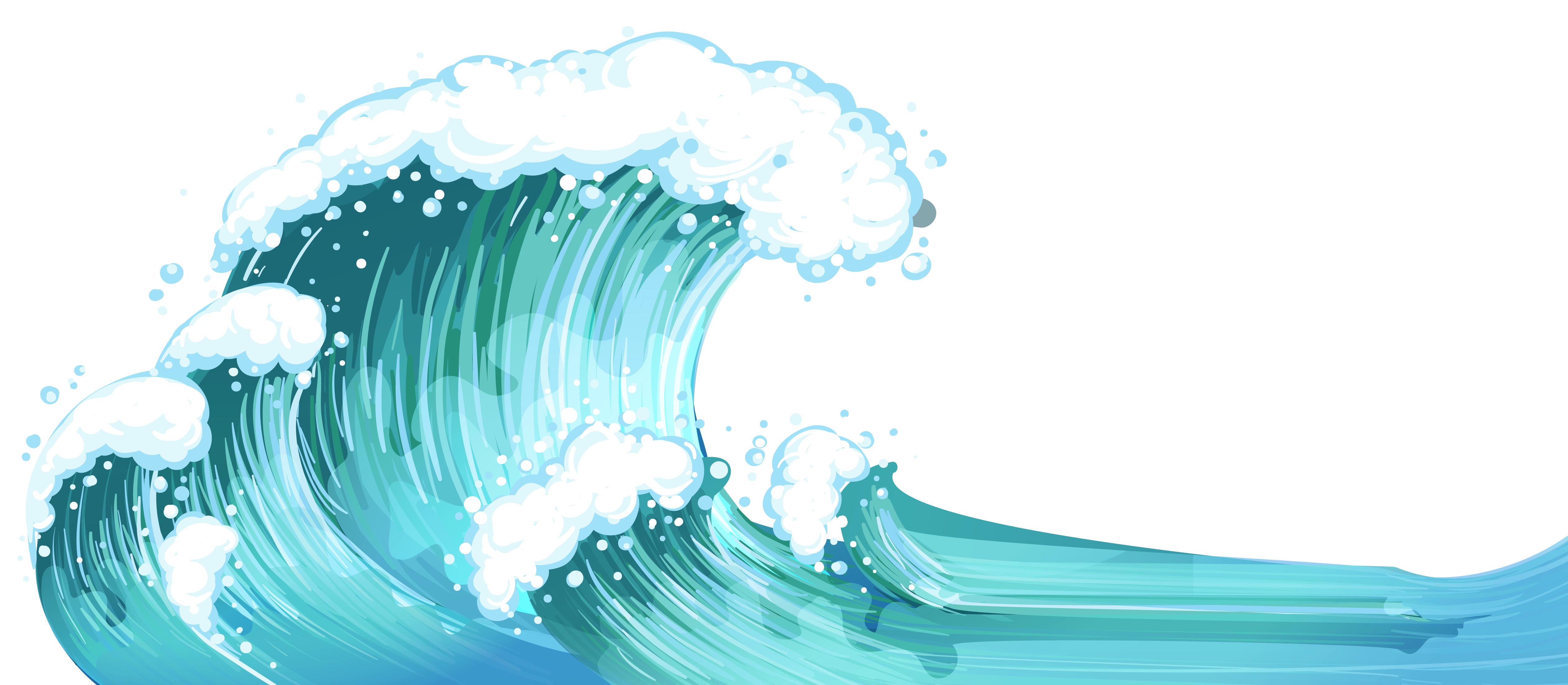 Ocean clipart transparent High Waves Yopriceville Fullsize Download