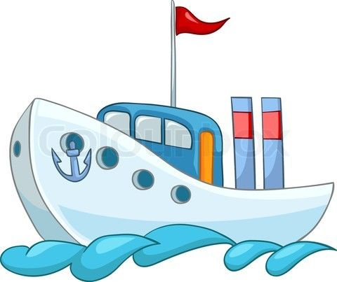 Weaves clipart blue boat #14