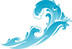 Weaves clipart blue wave #13