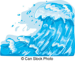 Sea clipart rough sea #1