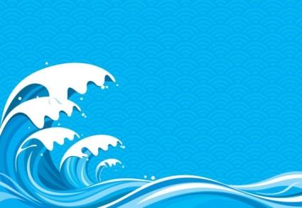 Tsunami clipart tidal wave Tidal Wave Art Free Cliparts