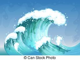 Tsunami clipart tidal wave Clip Tsunami Download – A