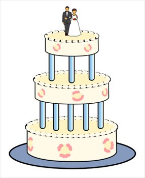 Wedding Cake clipart Cakes Images cake Free Clipart