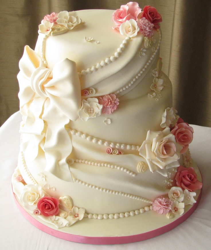 Wedding Cake clipart cack Fabric stunning by Pinterest Wedding