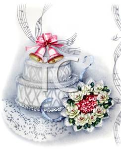Wedding Cake clipart cack Bells Royalty Free Picture Wedding