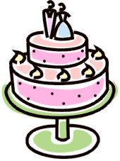 Wedding Cake clipart color Clipart cake NiceImages Lover clipart