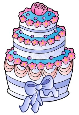 Wedding Cake clipart cute cake Wedding Free Cake Clipart Clipart