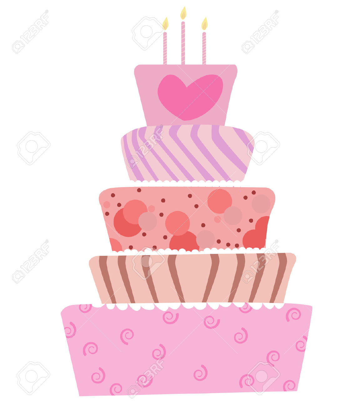 Wedding Cake clipart cute cake A Or Cute clipart Wedding