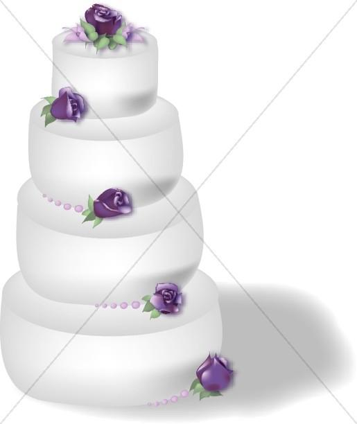 Wedding Cake clipart layer cake Layer Wedding Cake Christian Four