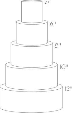 Wedding Cake clipart layer cake Pinterest Tier drawings Japanese