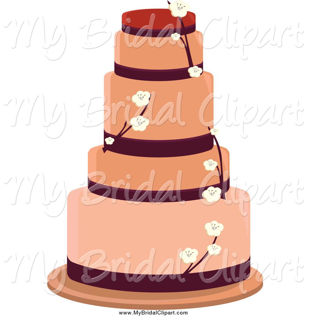 Wedding Cake clipart tiered cake Bridal Bridal a Cake #757