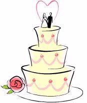 Wedding Cake clipart yellow Wedding Cake Panda Clipart Free