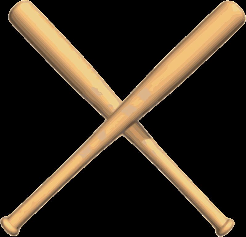 Bat clipart baseball equipment Clipart Download download art free