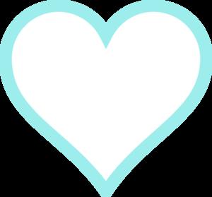 Blue clipart love heart Pale Free+Wedding+Flourish+Clip+Art+blue Pale Blue Blue