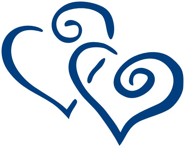 Blue clipart love heart Dresses_dressesss Blue Hearts Wedding Wedding_Wedding