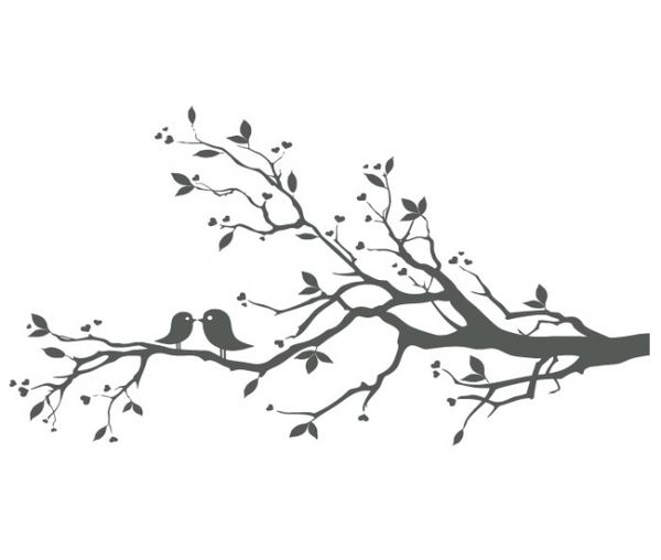 Parrot clipart tree drawing 7 on clip Wedding Free